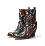 Shabbies Cowboy laarzen 183020133 shs0438 zwart