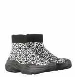 Reinders Rr print sneakers zwart