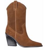 Bronx Cowboy laarzen new-kole 34125-c-1606 ecru