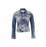 Free Quent Donovan jeansjacket loop bleached