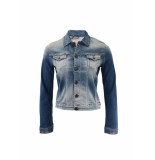 Free Quent Donovan jeansjacket loop washed