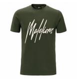 Malelions T-Shirt groen