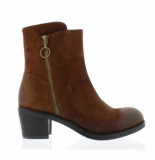 Fly London Women zulu cognac bruin