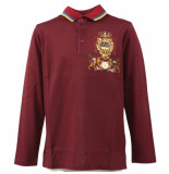 Dolce and Gabbana Kids Polo ml rood