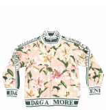 Dolce and Gabbana Kids Felpa con zip