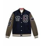 Gant Jack kort logo navy 7006010-410 blauw