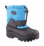 Color Kids Kiano snowboot met warme voering blauw
