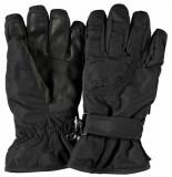 Ziener Meisjes ski handschoenen kind luna met gore tex zwart