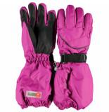 Color Kids (wild aster) ski handschoenen kind n lange overslag paars