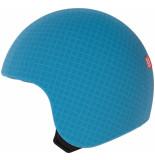 Egg Helmets Skin sky om over de basis helm te dragen blauw