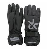 Color Kids Kinder ski handschoenen savoy zwart