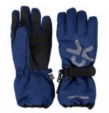 Color Kids Estate kinder ski handschoenen savoy blauw