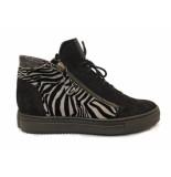 Verhulst Veterschoenen tara zebra wijdte h