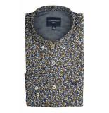 Commander Overhemd lange mouw 214006628/307 geel