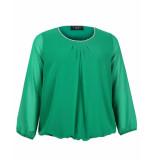 Via Appia Due T-shirt 659021 groen