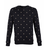 Kultivate Pullover sw plus blauw
