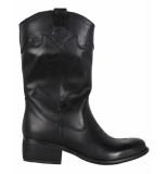 PS Poelman Cowboy laarzen r17149-0397poe1 zwart