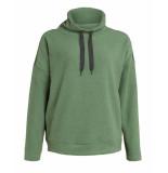 Anna van Toor Sweatshirt 26b04-02750701/1 groen