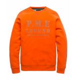PME Legend Pullover psw197430 oranje