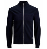Jack & Jones Vest 12163346 jcoshield blauw