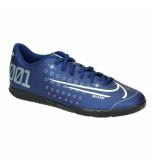 Nike Vapor 13 club mds ic cj1301-401 blauw