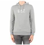EA7 Sweatshirt grijs