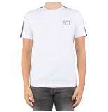 EA7 T-shirt wit