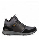 Teva Men arrowood venture mid wp black zwart