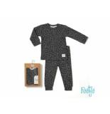 Feetje Pyjama panther paul donker grijs