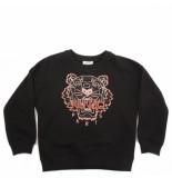 Kenzo Tiger sweater zwart