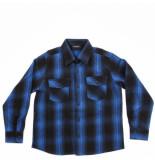 Marcelo Burlon Kids Lion shirt blauw