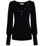 Fabienne Chapot Pullover alicia zwart