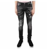 Richesse Jeans zwart