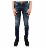 Richesse Jeans blauw