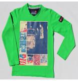Boys in Control 302b groen shirt