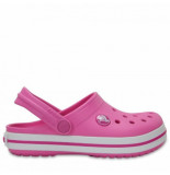 Crocs Sandaal crocband clog kids party pink roze