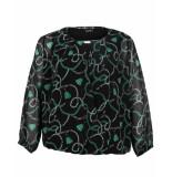Via Appia Due T-shirt 659843 grijs