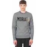 Antony Morato Morato sweat o neck zwart