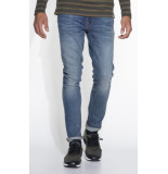Nudie Jeans Lean dean lost legend jeans blauw