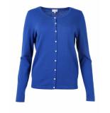 Bloomings Vest slk96-7132 blauw