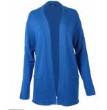 Frank Walder Pullover w93110053 blauw