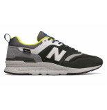 New Balance Classic traditionels sneakers green-yellow groen