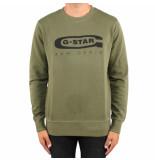 G-Star Graphic 18 core groen