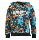 Kenzo Logo jb 11 sweat zwart