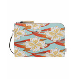 Oilily Clutch jolly turquoise- blauw
