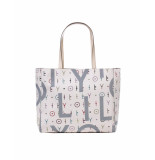 Oilily Shopper jolly letters off- wit