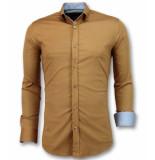 Gentile Bellini Italiaanse overhemden heren