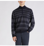 Paul&Shark Pullover streep grijs