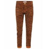 Summum Pantalon 4s1862-11044 bruin