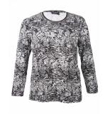 Via Appia Due T-shirt 859416 grijs